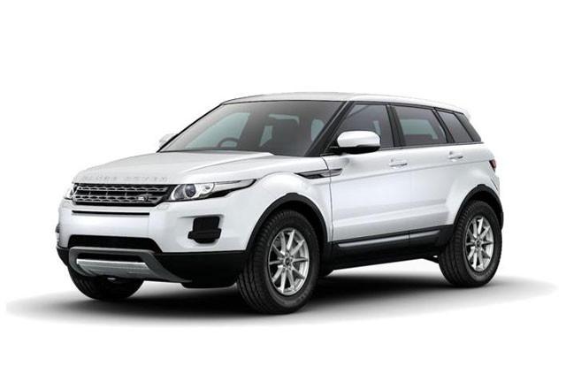 Арендовать Land Rover Evoque АТ