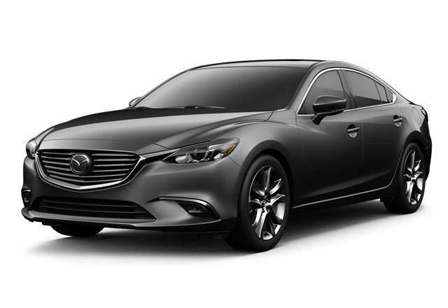 Арендовать Mazda 6 АТ