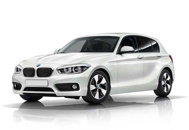 Арендовать BMW 1-series АТ