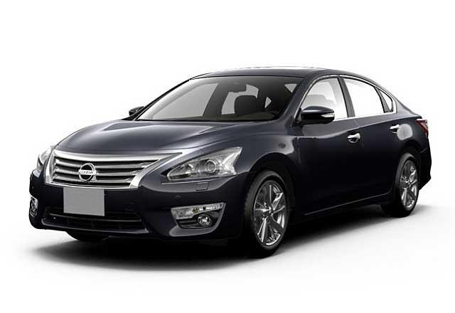 Арендовать Nissan Teana АТ