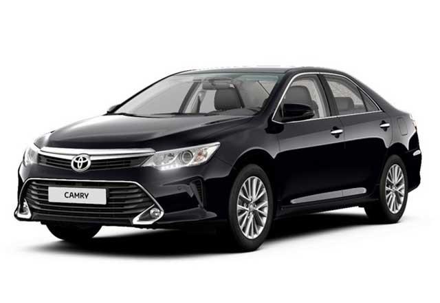 Арендовать Toyota Camry АТ
