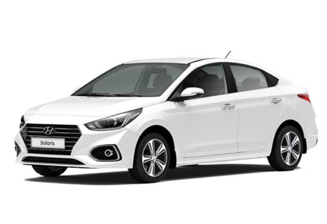 Арендовать Hyundai Solaris АТ