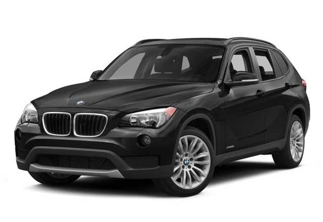 Арендовать BMW X1 АТ