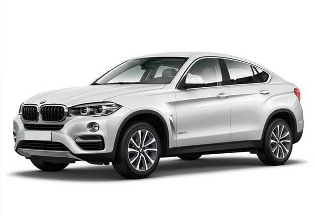 Арендовать BMW X6 АТ