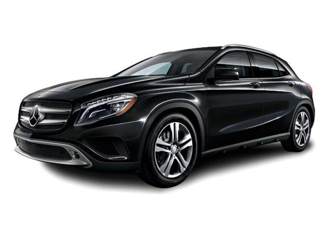 Арендовать Mercedes GLA-class АТ