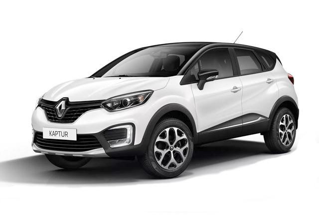 Арендовать Renault Kaptur АТ