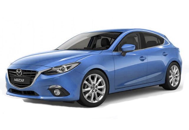 Арендовать Mazda 3 АТ